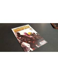THUNDERBOLTS 5 EXCELENTE...
