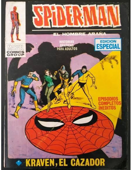SPIDERMAN 7 VERTICE