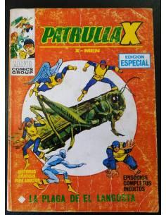 NORMAL ESTADO LA PATRULLA X...