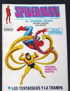 SPIDERMAN 21 VERTICE TACO