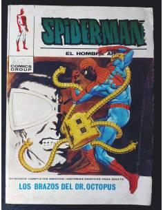 SPIDERMAN 38 VERTICE TACO