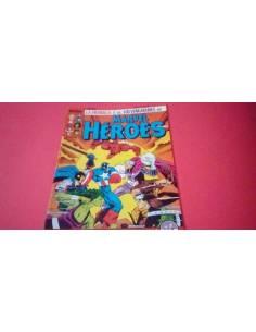 MARVEL HEROES 7 EXCELENTE...
