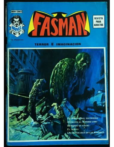 FASMAN 1 ORIGINAL VERTICE