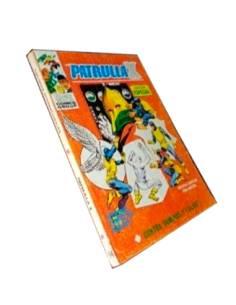 PATRULLA X 22 VERTICE...