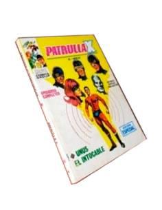 BASTANTE NUEVO PATRULLA X 4...