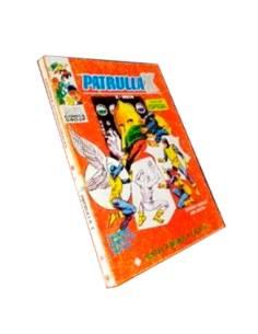 PATRULLA X 9 VERTICE CANTO...