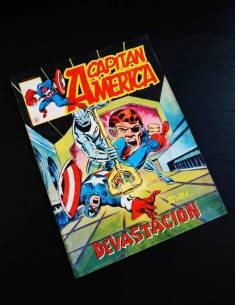 BUEN ESTADO CAPITAN AMERICA...