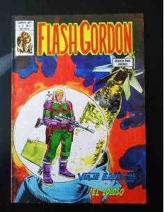 NORMAL ESTADO FLASH GORDON...
