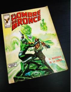 EL HOMBRE DE BRONCE 5 VERTICE