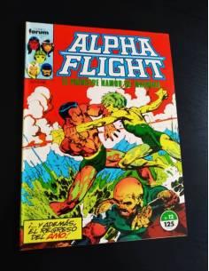 DE KIOSCO ALPHA FLIGHT 12...