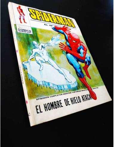 SPIDERMAN 40 VERTICE TACO