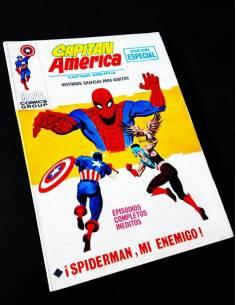 DE KIOSCO CAPITAN AMERICA...
