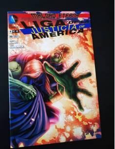 LIGA DE LA JUSTICIA DE AMERICA 10 DC COMICS ECC