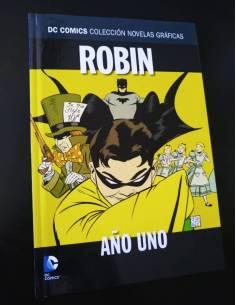 DE KIOSCO ROBIN AÑO UNO...