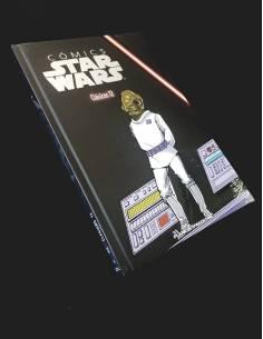 DE KIOSCO COMICS STAR WARS...