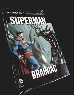 DE KIOSCO SUPERMAN BRAINIAC...