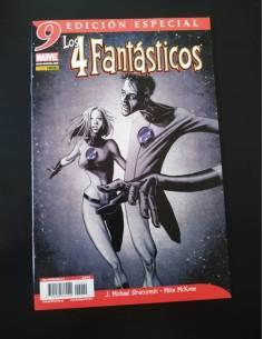 DE KIOSCO LOS 4 FANTASTICOS...