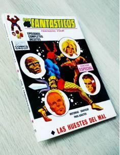 DE KIOSCO LOS 4 FANTÁSTICOS...