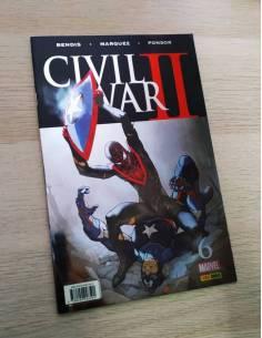 DE KIOSCO CIVIL WAR II 8...