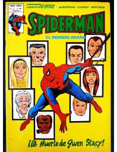 SPIDERMAN 60 VOL 3 EDITORIAL VERTICE