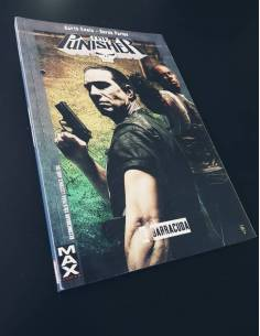 THE PUNISHER 6 BARRACUDA TOMO PANINI