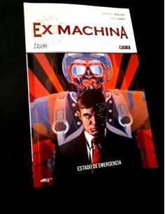 DE KIOSCO EX MACHINA 1...
