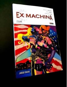 DE KIOSCO EX MACHINA 8...