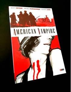 DE KIOSCO AMERICAN VAMPIRE...