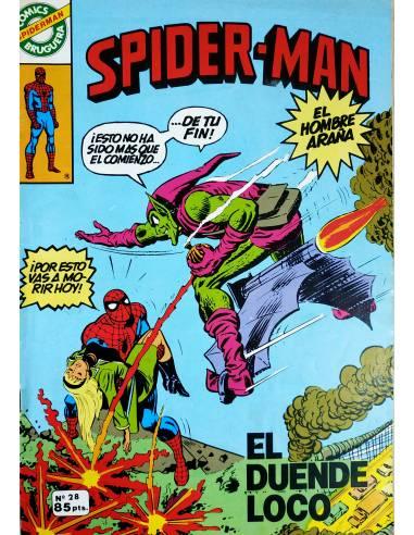 SPIDER-MAN 28 SPIDERMAN COMICS BRUGUERA