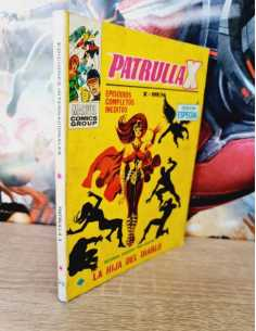 PATRULLA X 21 TACO NORMAL...