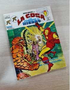 BUEN ESTADO SUPER HEROES 47...