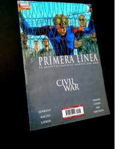 MUY BUEN ESTADO CIVIL WAR...