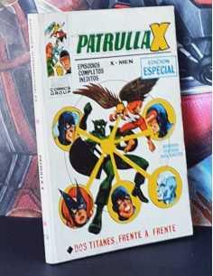 EXCELENTE ESTADO PATRULLA X...