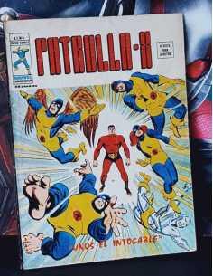 PATRULLA X 4 VOL III NORMAL...
