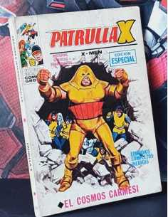 PATRULLA X 14 TACO NORMAL...