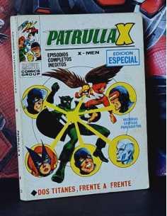 PATRULLA X 13 TACO NORMAL...