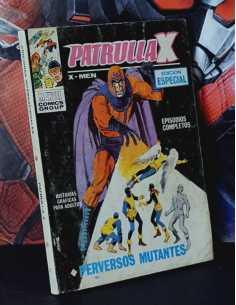 PATRULLA X 2 TACO 25PTS...