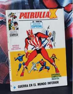PATRULLA X 29 TACO NORMAL...