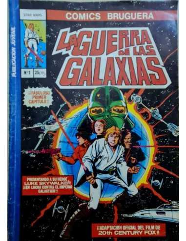 LA GUERRA DE LAS GALAXIAS 1 STAR WARS COMICS BRUGUERA