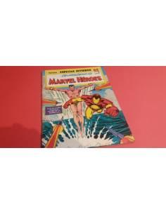 MARVEL HEROES ESPECIAL...